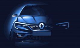 FOTOUite cum arată Noul Duster Coupe inspirat de BMW X4 - prima imagine publicată de Renault