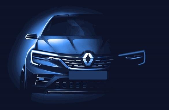 FOTOUite cum arată Noul Duster Coupe inspirat de BMW X4 – prima imagine publicată de Renault