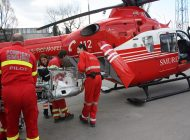 ACUM ! Un elicopter va prelua un nou născut pentru a fi transportat la Bucuresti !