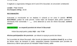 ULTIMA ORĂ ! DOCUMENT Directiva PSD trimisă la filialele judeţene PARTICIPANTII VOR PRIMI FLUTURASI CU IMNUL ROMANIEI