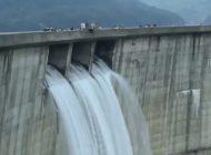 VIDEO MAGNIFIC ! O noua deversare la Barajul Vidraru !?!