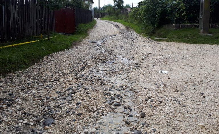 VESTI PROASTE ! CJ Argeş NUREPARA drumul la Valea Danului ! Vezi lista drumurilor care vor fi reabilitate