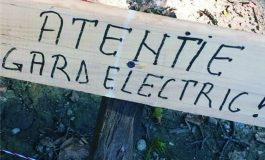 Un gard electric din incinta mănăstirii a născut vii controverse ! CE SPUN REPREZENTANŢII ARHIEPISCOPIEI