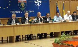 Ministrul Transporturilor în Argeş ! A dezvăluit motivul pentru care Autostrada Pitesti - Sibiu bate pasul pe loc