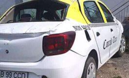 """CEARTĂ, PERICOL, ILEGALITATE !?! La Curtea de Argeş cele mai """"buşite""""maşini sunt taxi-urile"""