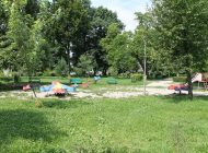 Parcurile de joaca ale orasului regal lasa de dorit...