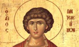 Sfântul Pantelimon. Ce nu ai voie să faci. E sărbătoare cu cruce neagră în Calendar ortodox