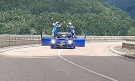 ULTIMA ORĂ ! VIDEO Record mondial pe Transfăgărășan stabilit de Subaru