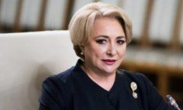 A schimbat țara, au rămas GAFELE: Ce a putut să mai spună, în Macedonia, Viorica Dăncilă