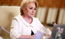 ALERTĂ Viorica Dăncilă, scrisoare către președintele Comisiei Europene după protest: Încercări de înlăturare pe cale violentă a unui guvern legitim