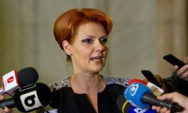 Lia Olguţa Vasilescu îi răspunde lui Klaus Iohannis: Salariile şi pensiile au crescut. Îl aşteptăm la vot