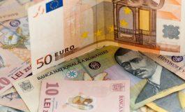 ROBOR creşte, dar Euro ne dă un răgaz. Moneda europeană a coborât la un nou minim al acestui an