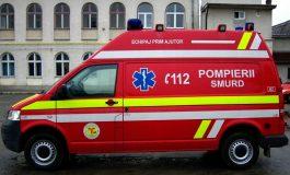 Accident pe DN 73 Pitești- Câmpulung Muscel