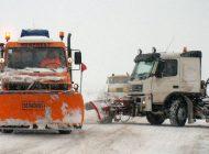 Pregătiri pentru iarnă!Compania de Drumuri şi Poduri a cumpărat maşini de deszăpezire