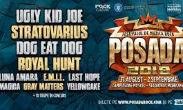 Începe Festivalul Posada Rock 2018: Program, camping, concurs
