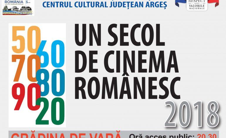 ÎN FIECARE SEARĂ, FILME ROMÂNEȘTI LA GRĂDINA DE VARĂ! PROGRAMUL SĂPTĂMÂNII