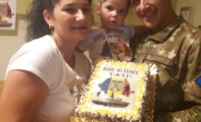 EMOŢIONANT,MISIUNE ÎNDEPLINITĂ ! Militarii argeşeni s-au întors din Afghanistan ! GALERIE FOTO