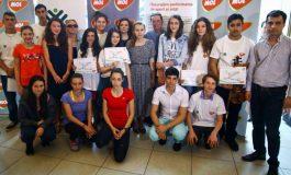 5 tineri din Argeș premiați si finanțați de MOL România și Fundația Pentru Comunitate