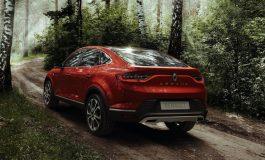 VIDEO! SEAMĂNĂ CU X6 !?! Noul SUV Arkana, dezvoltat pe platforma Dacia Duster, a fost prezentat la Moscova