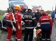 ACUM ! Accident in oraş cu doua victime !