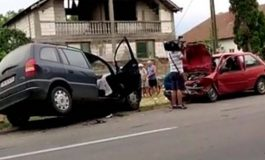 ACUM! Grav accident in Arges, 2 copii printre victime
