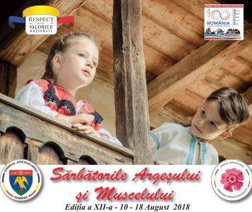 Vineri, 10 august, start ediţiei a XII-a a Sărbătorilor Argeșului și Muscelului VEZI PROGRAMUL COMPLET AL MANIFESTĂRILOR
