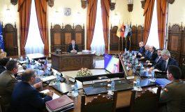 Consiliul Suprem de Apărare a Ţării a fost convocat pentru rectificarea bugetară