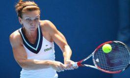 Reacția Simonei Halep după victoria fabuloasă a lui Buzărnescu: 'Bine ai venit în Top 20 WTA'