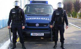 În plin scandal după violenţele din Piaţa Victoriei, jandarmii români pleacă într-o misiune NATO de instruire şi consiliere