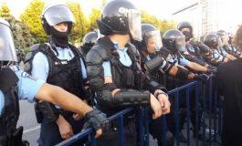 ULTIMA ORĂ: 19 plângeri penale depuse împotriva jandarmilor de protestatari din Piaţa Victoriei