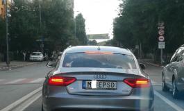 ALERTĂ - Șoferul mașinii cu numere M*IE PSD scapă de dosarul penal. Procurorii au admis cererea Poliției Capitalei