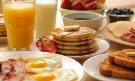 """""""Marele mic dejun"""" – Dieta pe ore fără restricții majore"""