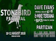 EVENIMENT! Live Stonebird Rock Festival - Corbii de Piatră