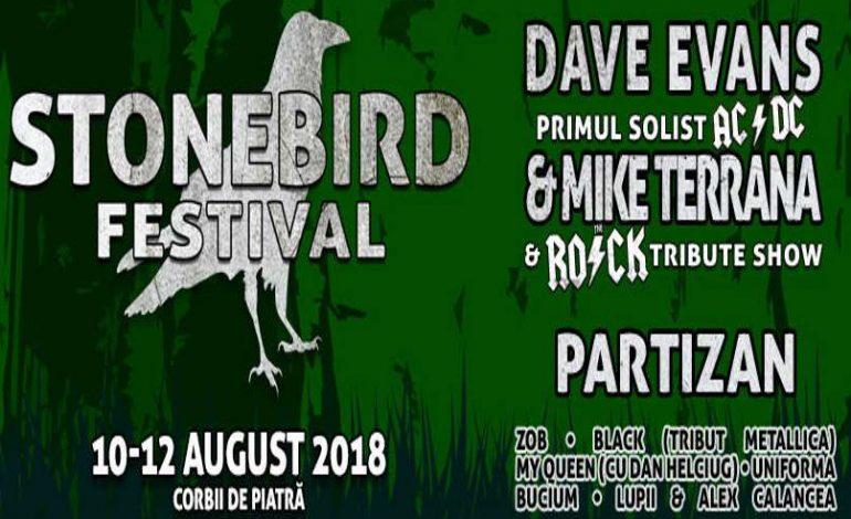 EVENIMENT! Live Stonebird Rock Festival – Corbii de Piatră