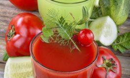 Suc de legume: reţeta corectă