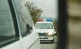 Focuri de armă în Vâlcea - Polițist băgat în spital de un șofer fugar