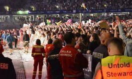 Apeluri de urgenţă la Untold. Peste 1.600 de spectatori au avut nevoie de ajutor din partea salvatorilor