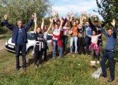 GALERIE FOTO ! În frunte cu primarul Oancea, comuna Muşăteşti s-a alăturat campaniei Let's do it, România