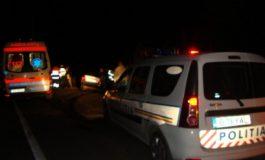 ACCIDENT la Mușătești ! A aterizat cu mașina în șanț