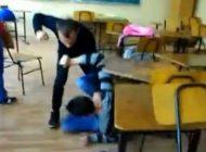 VIDEO ! În şcolile din Argeş jocuri periculoase şi... tutun sub ochii profesorilor ! CINE MAI SUPRAVEGHEAZA COPIII ?