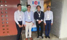 O NOUĂ REUŞITĂ ! Argeşeanul Costin-Andrei Oncescu, pe podium în Japonia, la Olimpiada Internaţionala de Informatică