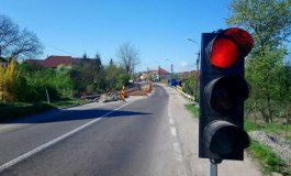ACUM, accident la podul belelelor - Copii la un pas de tragedie !