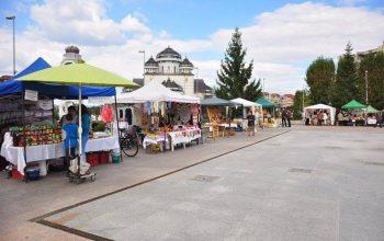 """""""Sărbătoarea Recoltei pe Valea Argeșului – Târgul meșterilor populari"""" la Mioveni"""