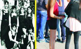 Luni, PARADA MODEI în şcoli şi licee ! Mai exista uniformele de altădată?