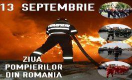 Ziua Pompierilor, sărbătorită şi în Argeş
