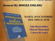Conferință - Generalul Mircea Chelaru