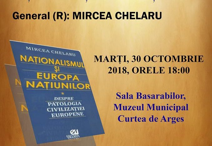 Conferință – Generalul Mircea Chelaru