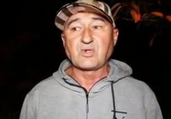 VIDEO! Zeci de mii de euro făcuţi scrum in casa arsă, azi noapte, la Valea lui Enache CASA A ARS IN TOTALITATE
