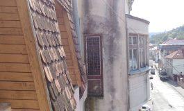 Clădirea Poliției din Câmpulung, la un pas de paragină !