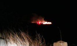 ACUM! Alt incendiu la Valea lui Enache